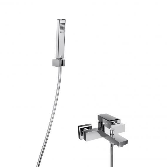 HSK Aufputz-Shower Set 3.09 Eckig