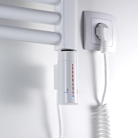 HSK Heizstab 3 LED 300 Watt, weiß