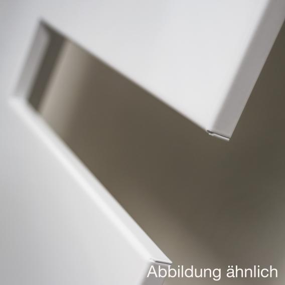 HSK Juke Designheizkörper graphit schwarz