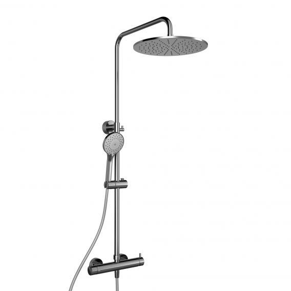 HSK RS 200 Mix Shower-Set, Kopfbrause flach Ø 300 mm