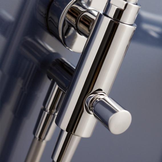 HSK RS 200 Universal Shower-Set H: 1335 mm, Kopfbrause Ø 250 H: 2 mm