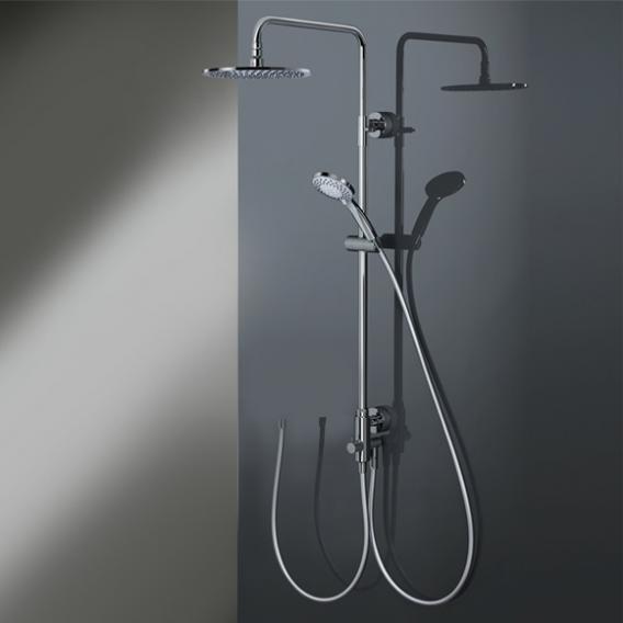 HSK RS 200 Universal Shower-Set H: 1335 mm, Kopfbrause Ø 400 H: 8 mm