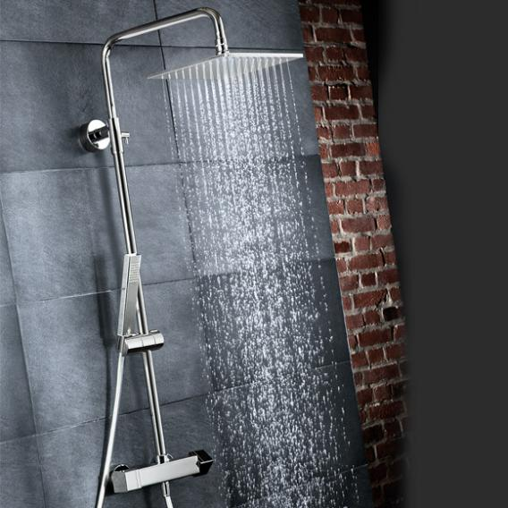 HSK RS 500 Shower-Set mit Kopfbrause B: 300 H: 8 T: 300 mm, mit Thermostat