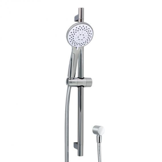 HSK Shower Set 1.05 mit Unterputz-Thermostat, Kopfbrause Ø 250 H: 8 mm, Deckenarm