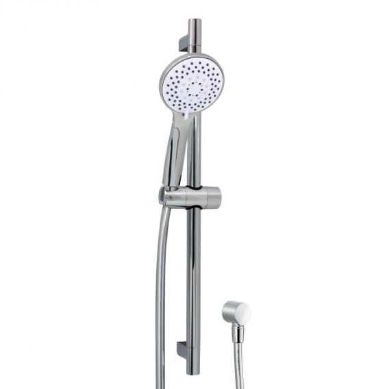 HSK Shower Set 1.05 mit Unterputz-Thermostat, Kopfbrause Ø 400 H: 8 mm, Deckenarm