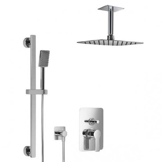 HSK Softcube Shower-Set mit Kopfbrause 550 x 350 mm