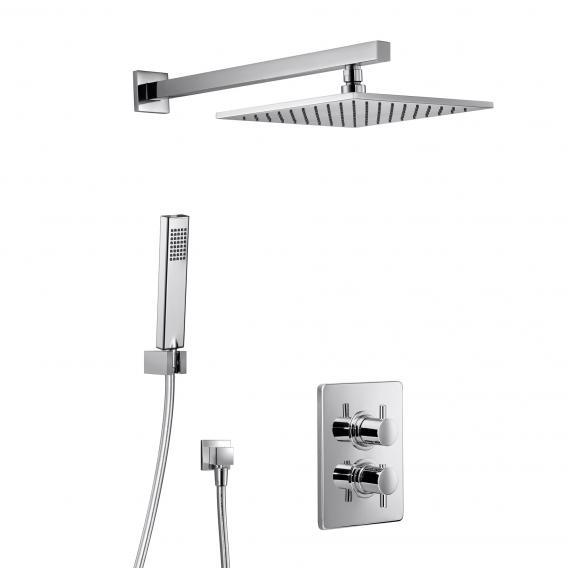 HSK Unterputz-Shower Set 3.04 Eckig