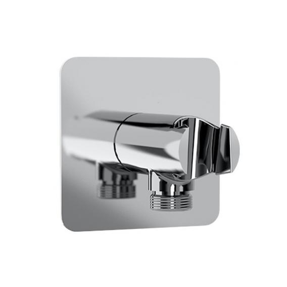HSK Wandanschlussbogen mit integriertem Handbrausehalter