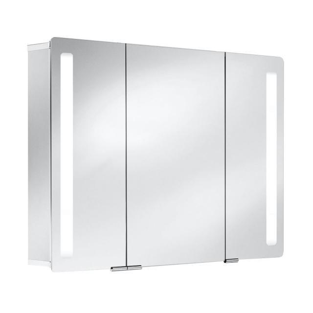 HSK ASP Softcube  Spiegelschrank mit LED-Beleuchtung mit 3 Türen