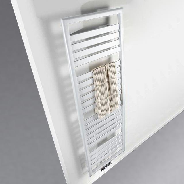 HSK Image Badheizkörper für reinen Warmwasserbetrieb weiß, 916 Watt
