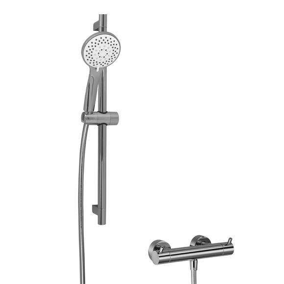HSK Shower Set 1.01 mit Aufputz-Brausethermostat