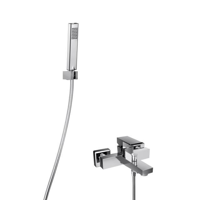 HSK Shower Set 3.09 mit Aufputz-Wannenfüll- und Brause-Einhebelmischer