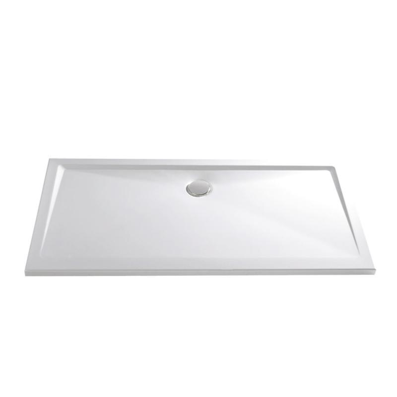 Hsk marmor polymer duschwanne