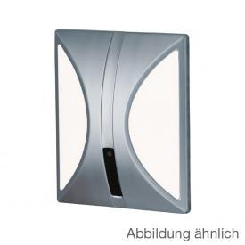Conti+ lino U10 Urinalarmatur Unterputz mit IR-Sensor, Netzbetrieb mattchrom/weiß