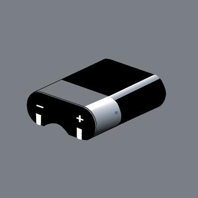 Conti+ Batteriewechsel-Set 6V Lithium 2 CR5/DL 245