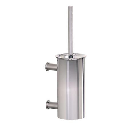 Conti+ HT WC-Bürstengarnitur edelstahl matt gebürstet