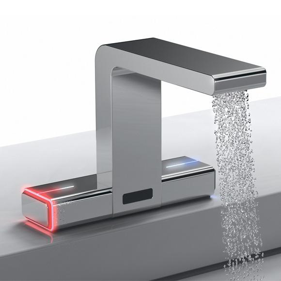 Conti+ Senso Waschtischarmatur mit IR-Sensor, mit Temperaturregulierung
