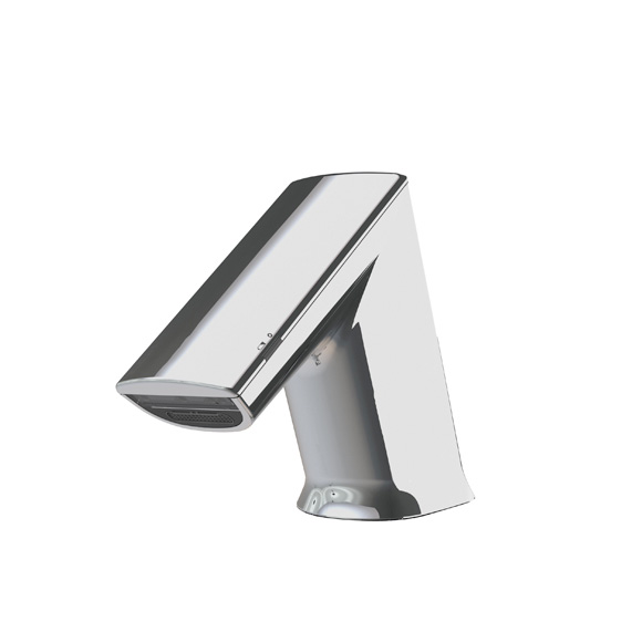 Conti+ ultra GS20 PUBLIC Waschtischarmatur mit IR-Sensor, ohne Temperaturregulierung batteriebetrieben