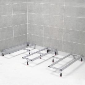 Hüppe Flexibles Fußgestell für 70-100 x 100-180 cm