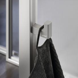 HÜPPE Select+ Hook silber matt