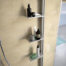HÜPPE Select+ Kit silber matt