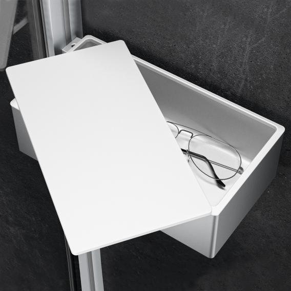HÜPPE Select+ Drybox silber matt