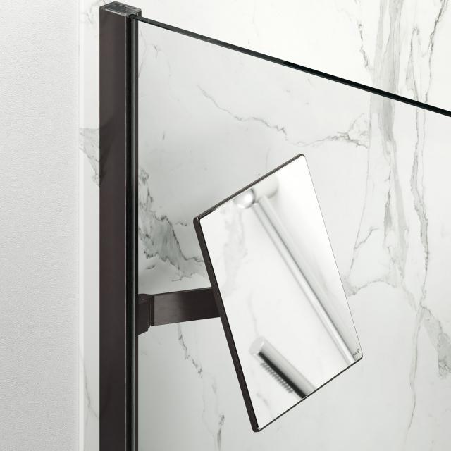 HÜPPE Select+ Mirror black edition