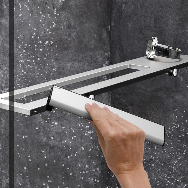 HÜPPE Select+ Wiper silber matt