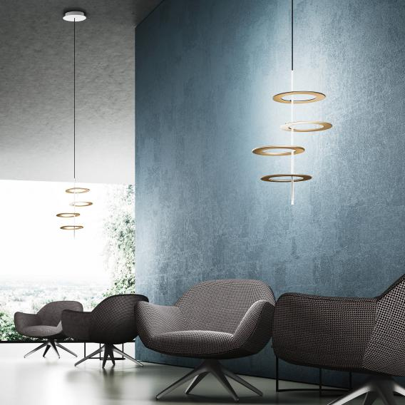 ICONE Hula Hoop S4 LED Pendelleuchte