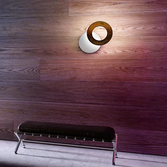 ICONE Vera 21 LED Wand-/Deckenleuchte