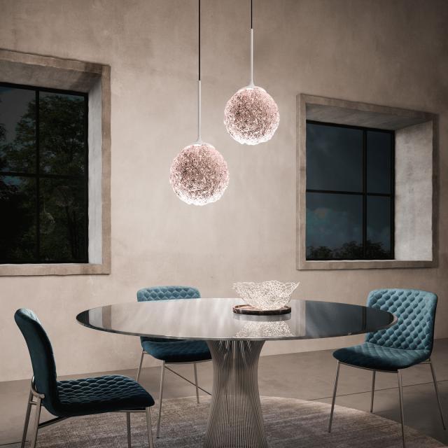 ICONE Cristalglob LED Pendelleuchte