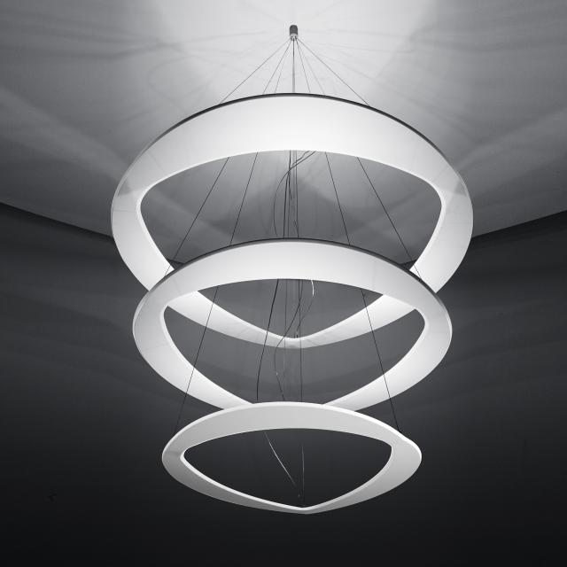 ICONE Diadema 3 LED Pendelleuchte