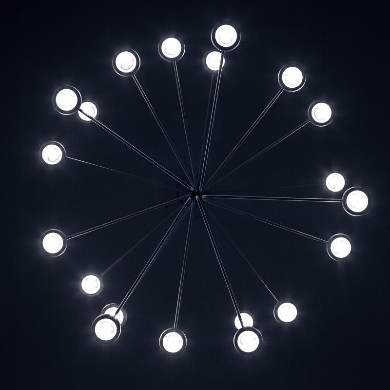 ICONE Arbor 20 LED Deckenleuchte 20-flammig - ARBOR20B | REUTER