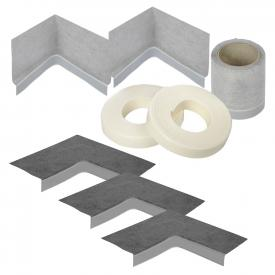 Poresta 3D Wannrand-Dichtset, bodeneben
