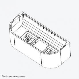 poresta systems Poresta Compact Wannenträger Centro Duo 1