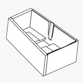 poresta systems Poresta Compact Wannenträger für Hoesch Thasos