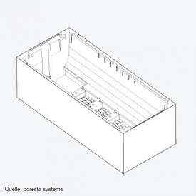poresta systems Poresta Compact Wannenträger zu V&B O.novo Badewanne