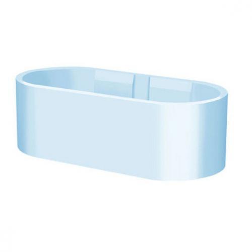 poresta systems Poresta Compact Wannenträger für Centro Duo Oval