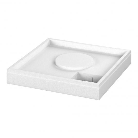 poresta systems Poresta Expert Duschwannenträger für Bette Rechteckduschwannen