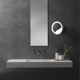 ASTRO-Illumina Catena Wand-Kosmetikspiegel, 5-fach Vergrößerung, 220-240 V