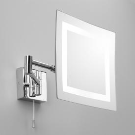 ASTRO-Illumina Torino Wand-Kosmetikspiegel, 3-fach Vergrößerung, 220-240 V