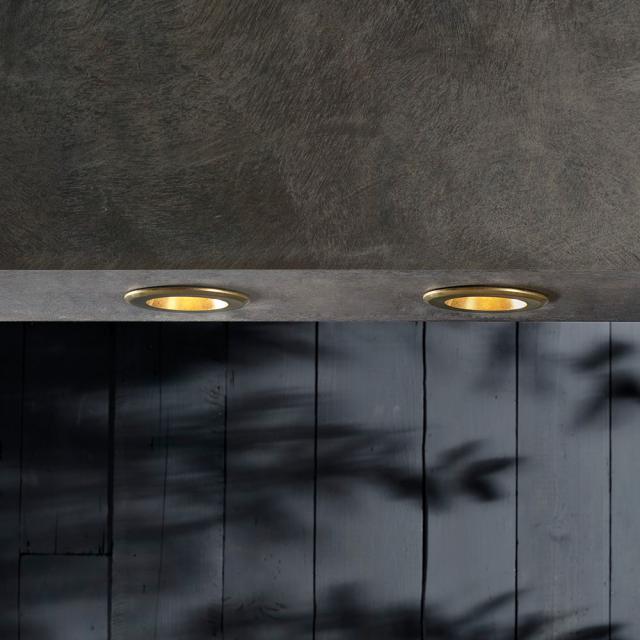 astro Solway Spot/Einbau-Deckenleuchte, rund