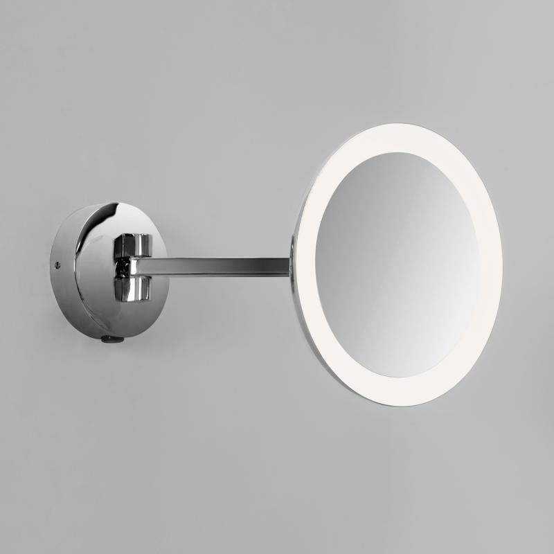 Berühmt astro Mascali LED Wand-Kosmetikspiegel, 5-fach Vergrößerung, 230 V KP78
