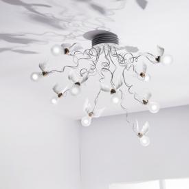 Ingo Maurer Birdie´s Nest LED Deckenleuchte