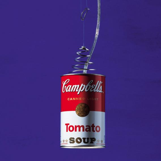 Ingo Maurer Canned Light Pendelleuchte