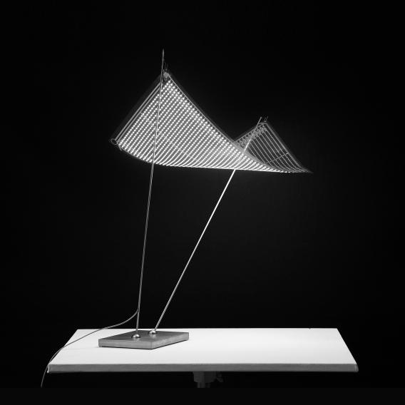 Ingo Maurer Dew Drops Table LED Tischleuchte mit Dimmer