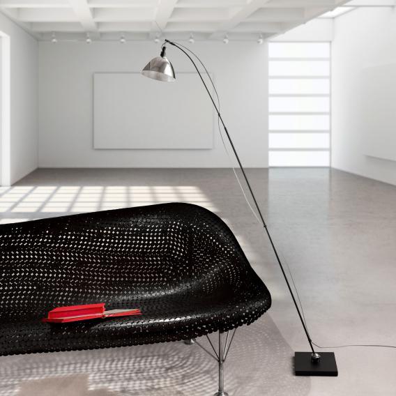 Ingo Maurer Max. Floor LED Stehleuchte mit Dimmer