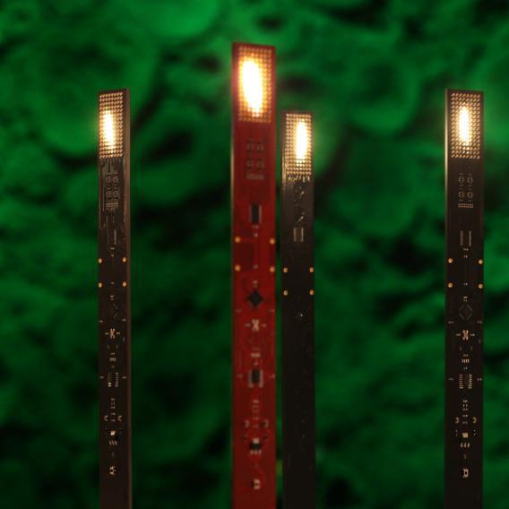Ingo Maurer MY NEW FLAME USB LED Tischleuchte mit Dimmer