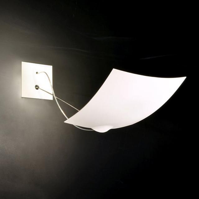 INGO MAURER 18x18 LED Wandleuchte