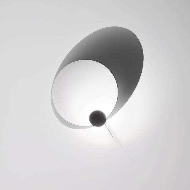 INGO MAURER Eclipse Ellipse LED Wandleuchte